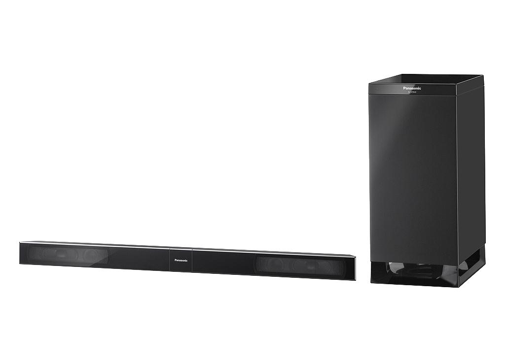 Panasonic SC-HTB20EB-K 2.1 240W Multi-positional Soundbar and Subwoofer Black